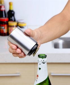 automatic-beer-bottle-opener-with-magnetic-cap-catcher-stainless-steel-opener-home-kitchen-cooking-tools