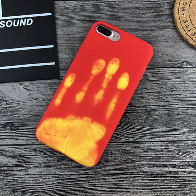 timeless design 532e7 ed5fd GivAmie iPhone Thermal Case